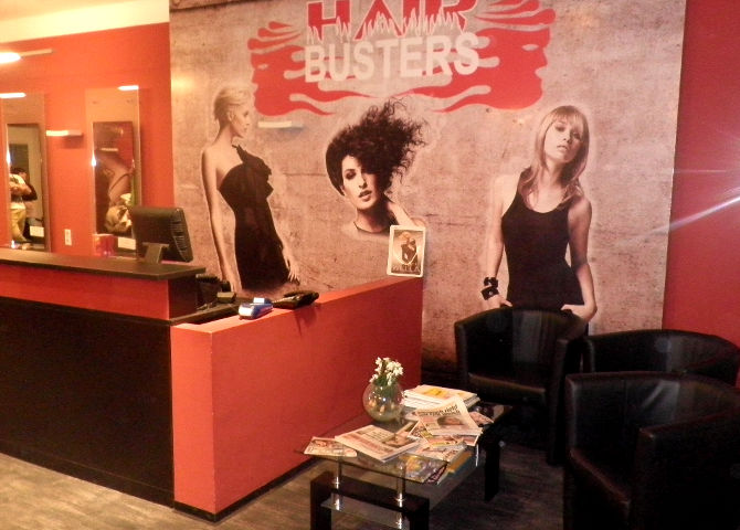 Salon Hairbusters 1 Friseur GmbH